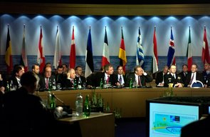 NATO Defence Ministerial Conference in Nice 2005